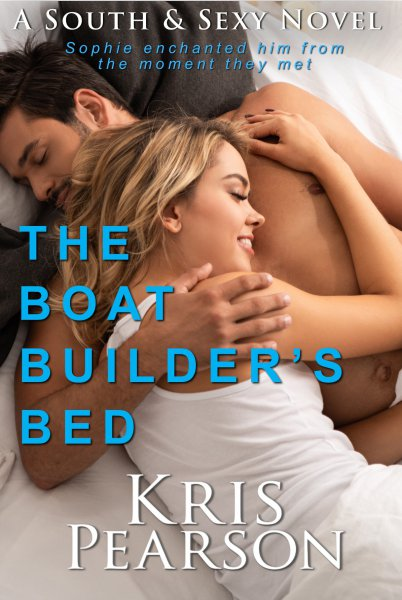Cover of The Boat Builder's Bed - Kris Pearson