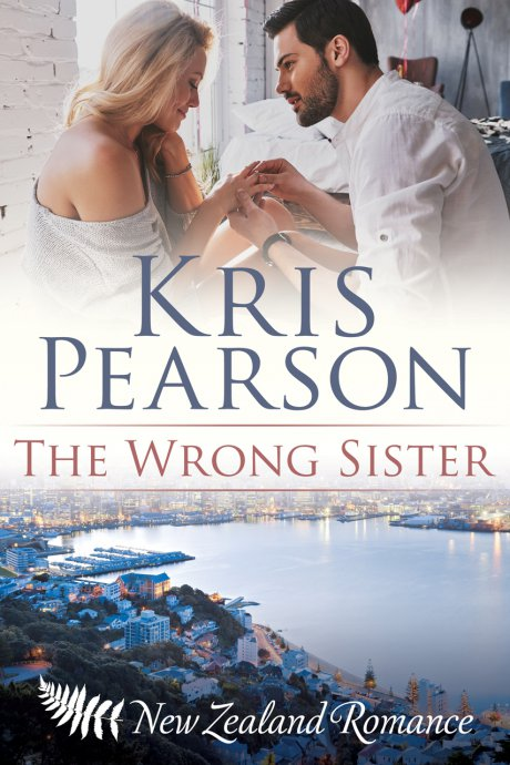 The Wrong Sister | Kris Pearson – author of New Zealand romance